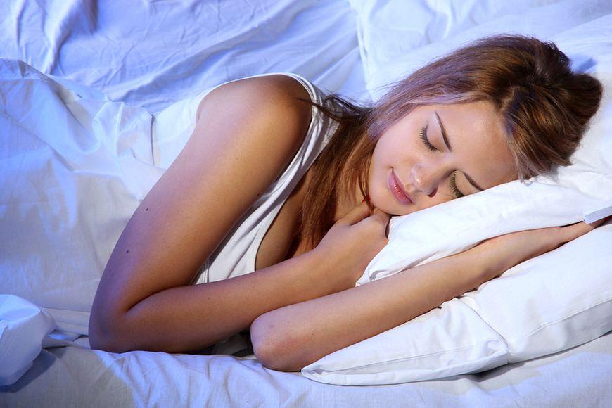 Brak odpowiedniej ilości snu