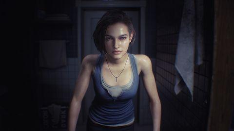 Wysyp informacji o remake'u Resident Evil 3