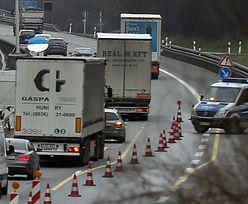 Niemcy. Elektryczną Hulajnogą jechał po autostradzie