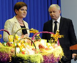 Ile kosztowały wielkanocne życzenia premier Szydło? Sporo