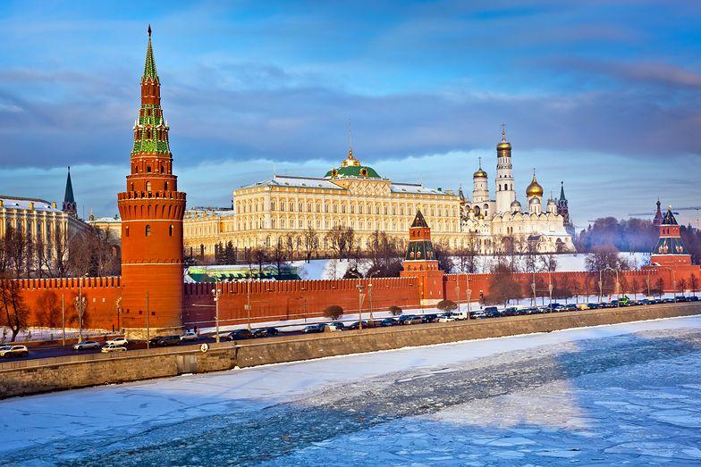 Władimir Putin zbada podziemia Kremla. Będzie szukać skarbów