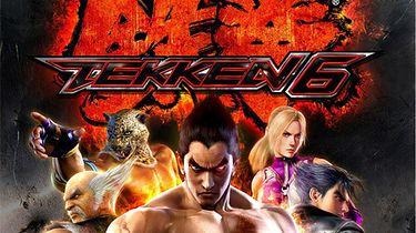 Tekken 6 na PSP zdąży przed końcem roku