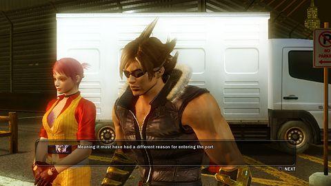 Galeria: Tekken 6 w wersji na Xboxa 360 oraz PSP