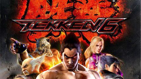 Do sklepów wysłano już 2.5 miliona kopii Tekkena 6