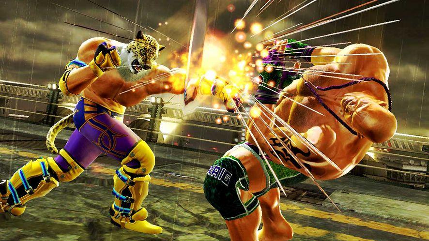 Trailer i galeria: Tekken 6
