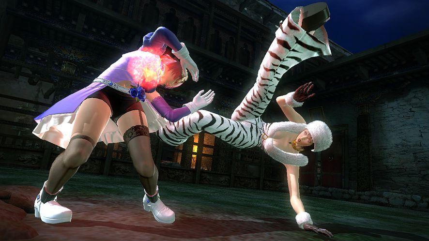Galeria: Tekken 6, czyli Namco znów pokazuje stroje
