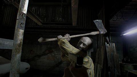No proszę, w Resident Evil 7 mieliśmy zobaczyć zombiaki