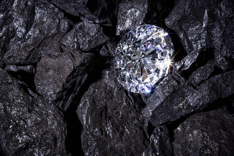 Diamenty kryją prawdziwy skarbiec historii Ziemi
