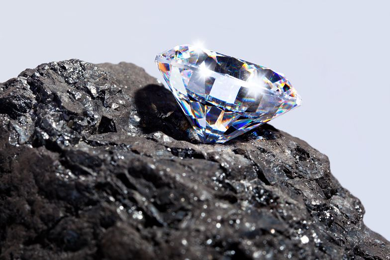 Pod Ziemią znajduje się ogromne złoże diamentów