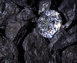 Diamenty skrywały tajemnicę. Naukowcy odkryli ją przypadkiem