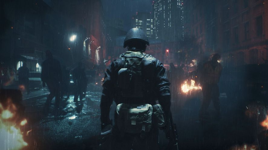 Remake Resident Evil 2 i statyczne kamery?