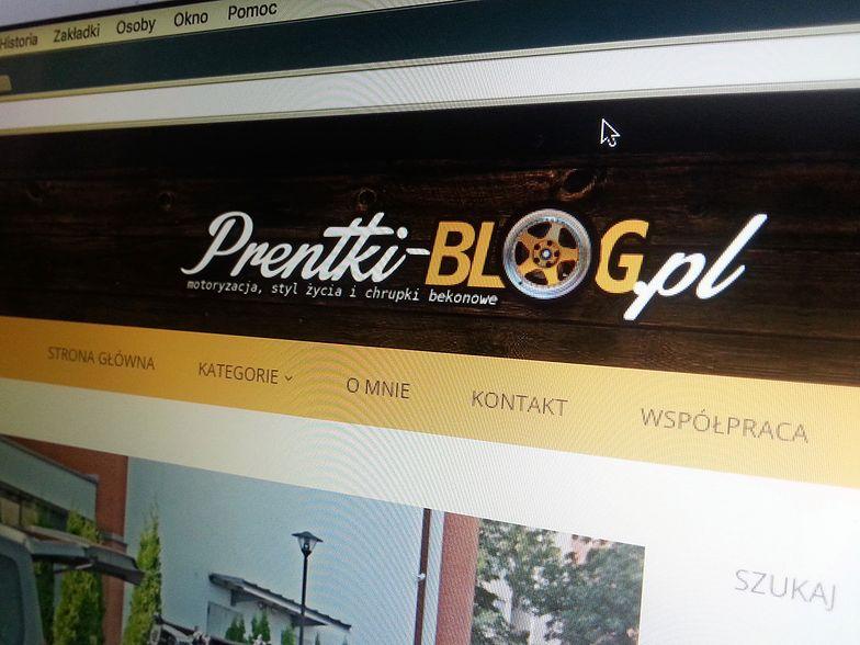 Blog Prentkiego