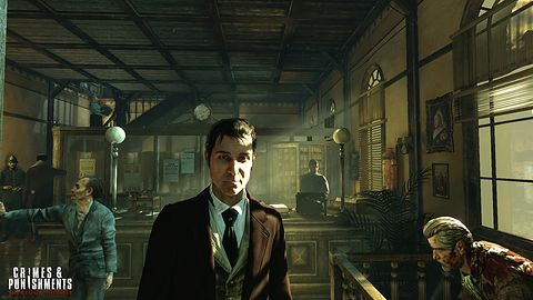 Co przeskrobał Sherlock Holmes?