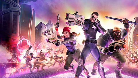 Graliśmy w Agents of Mayhem. G.I. Joe spotkał Saints Row
