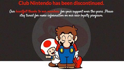 Club Nintendo dokonał żywota