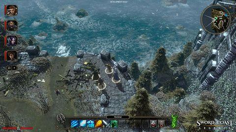 Tęsknicie za Dungeons & Dragons? Być może zainteresujecie się Sword Coast Legends