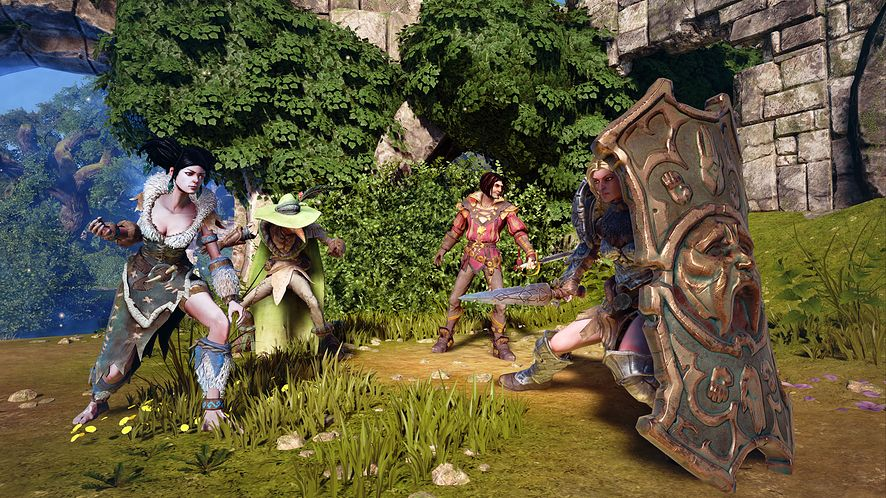 Fable Legends będzie dokładnie tą samą grą na Xboksie One i PC