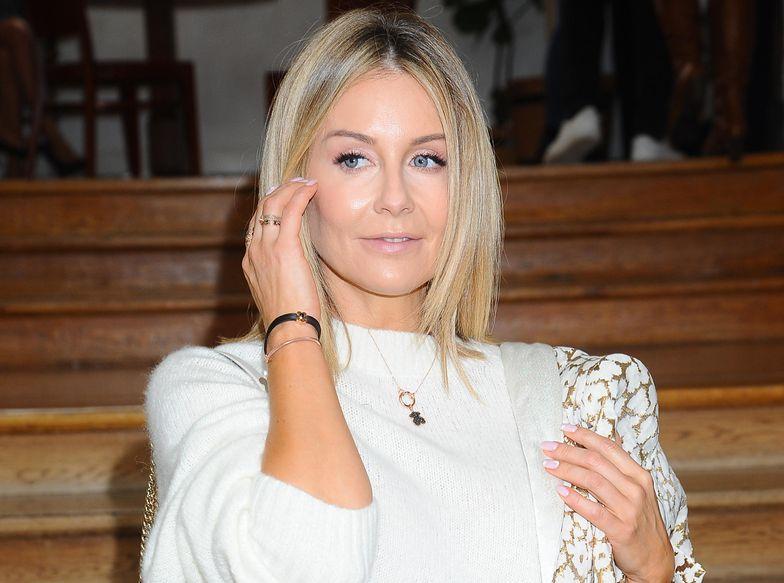 Małgorzata Rozenek zaprezentowała swój model kurtki