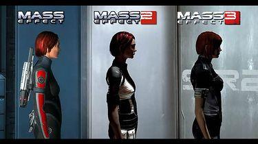 Shepard sięzmienia [Mass Effect]