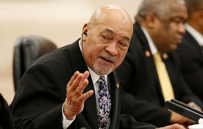 Prezydent Surinamu winny morderstwa. Usłyszał już wyrok