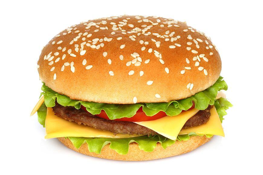 ½ kanapek sprzedawanych we Francji to hamburgery