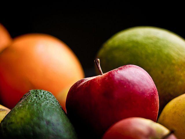 Jedz owoce i warzywa