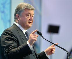 Poroszenko: traktujemy manewry na Białorusi jako zagrożenie