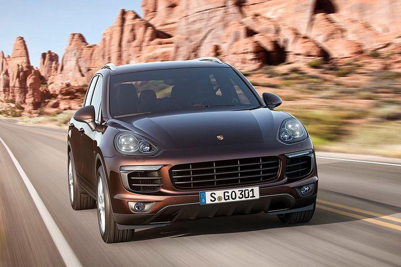 Niemiecka prasa: Porsche Cayenne Diesel nie spełnia norm emisji spalin