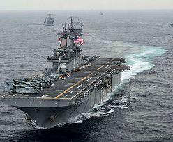 Atak USA w cieśninie Ormuz. Maszyna Iranu strącona