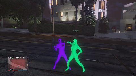 Rozchodniaczek: ten z wojną zielonych i fioletowych kosmitów z GTA Online
