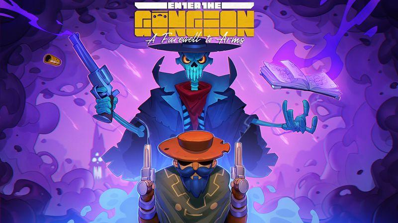 Enter the Gungeon zostanie ponownie, ale po raz ostatni powiększone