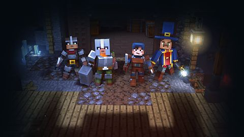 Minecraft: Dungeons, czyli eksplorowanie lochów w modnym (?) wydaniu