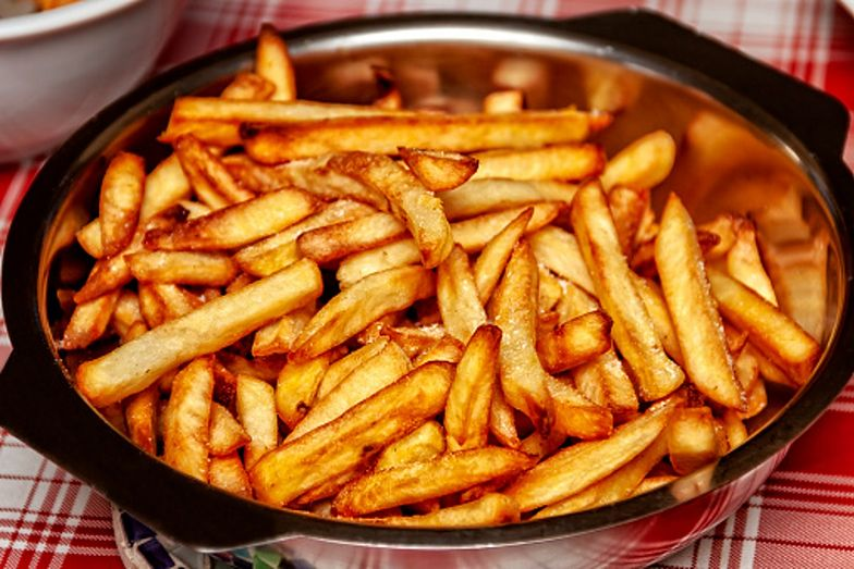 Domowe frytki to smaczna i pożywna przekąska