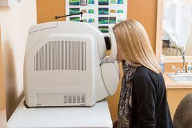 Badanie OCT - optyczna tomografia dna oka. Wskazania i przebieg