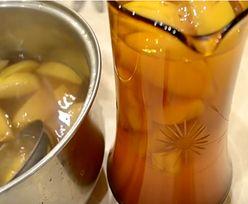 Słodkie napoje są za słodkie i niezdrowe? Zrób przepyszny kompot jabłkowy