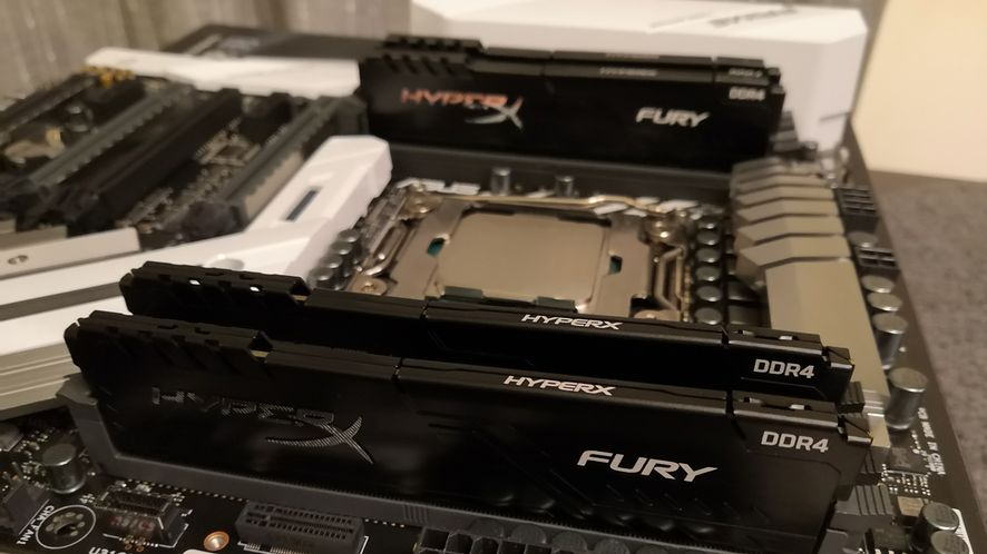 DDR4 HyperX Fury – test. Czy szybkość pamięci ma wpływ na wydajność w grach i aplikacjach?