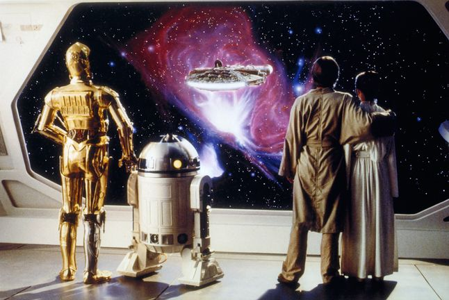 Imperium Kontratakuje, fot. Lucasfilm/Sunset Boulevard/Corbis via Getty Images