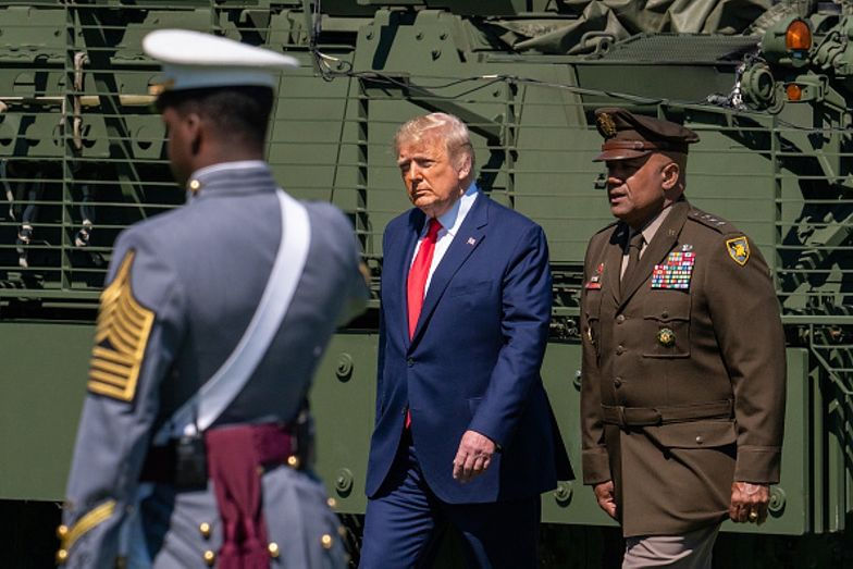 Chiny: Stany Zjednoczone stanowią zagrożenie dla globalnego bezpieczeństwa