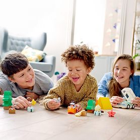 Niezwykła moc zabawy. Jak kształtować inteligencję emocjonalną dziecka?