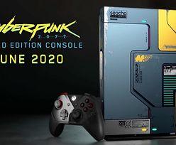Znamy cenę Xbox One X Cyberpunk 2077 Edition. Jest taniej, niż przewidywano