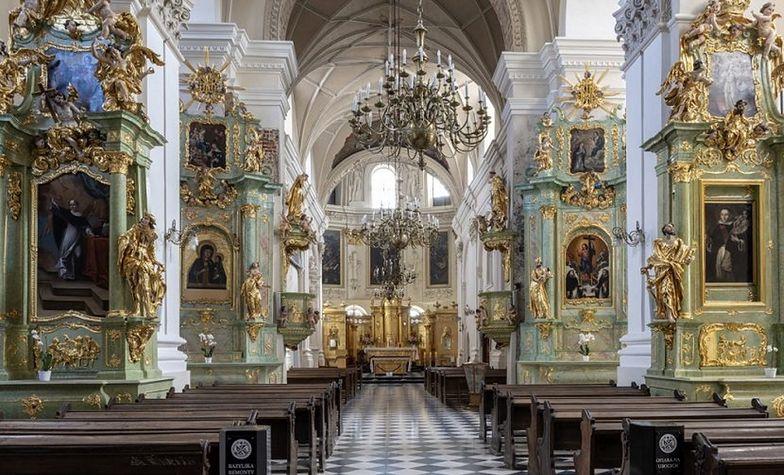 Koronawirus u dominikanów. Klasztor zamknięty przez cały Wielki Tydzień