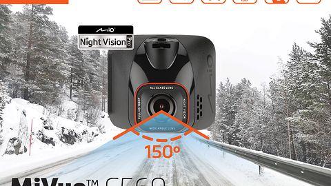Mio MI Vue C560 – nowy wideorejestrator z sensorem Sony Starvis. Wystarczy 400 złotych