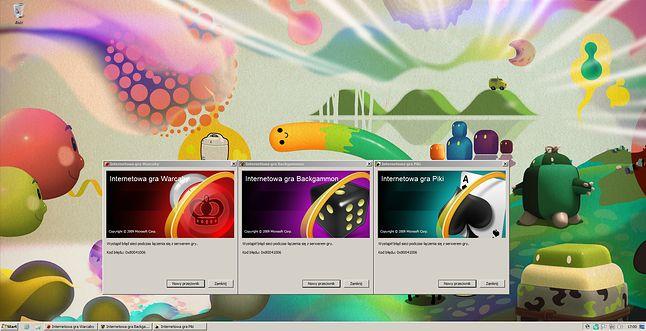 Gry na Windows 7 przestały się łączyć z serwerem...