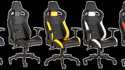Corsair prezentuje nowe modele foteli dla graczy – priorytetem jest komfort