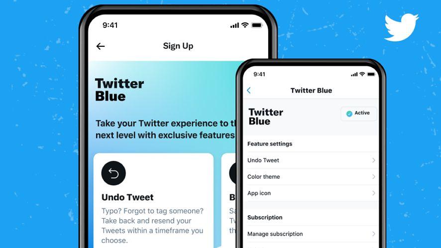 """Płatny Twitter okazał się prawdą. Oto co zaoferuje wersja """"Blue"""""""