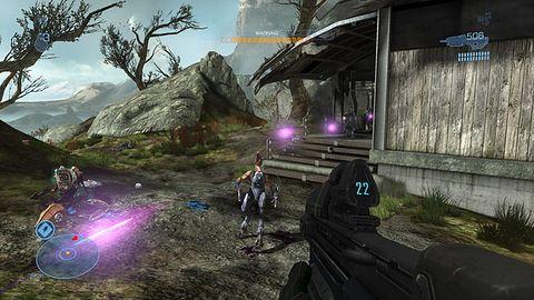 Pierwszy materiał z kampanii Halo:Reach