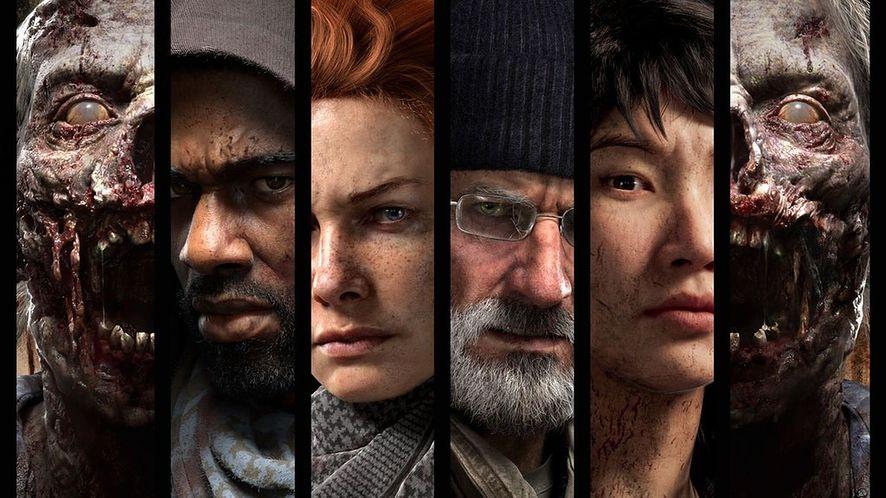 Poznajcie Aidena, czyli 25% grywalnych postaci z The Walking Dead od Overkill