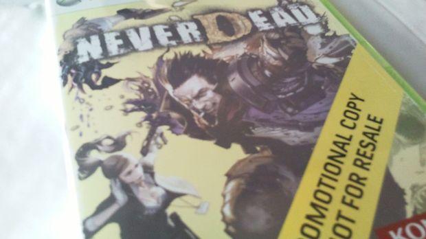 Neverdead - odpowiadamy na wasze pytania i pokazujemy, jak zaczyna się gra