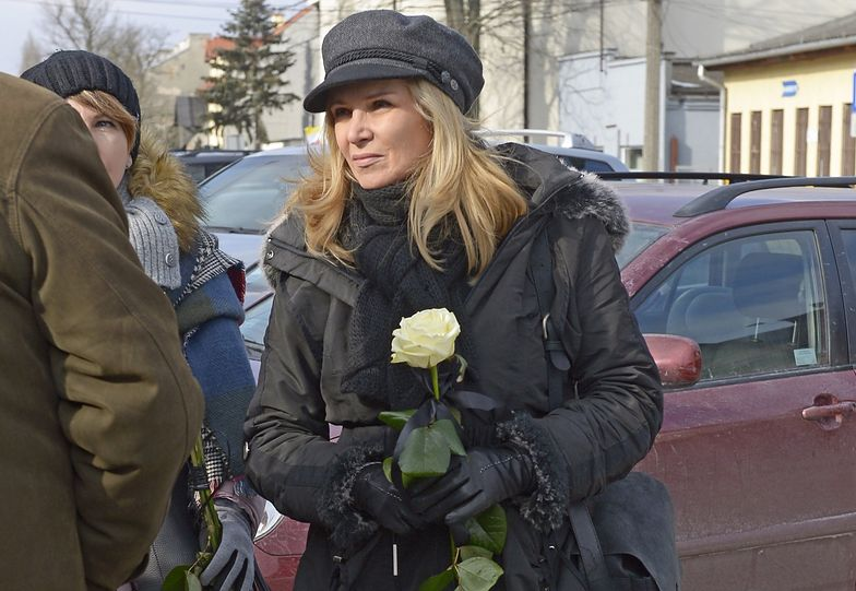 Sylwia Wysocka pobita i okradziona. Aktorka ma poważne obrażenia