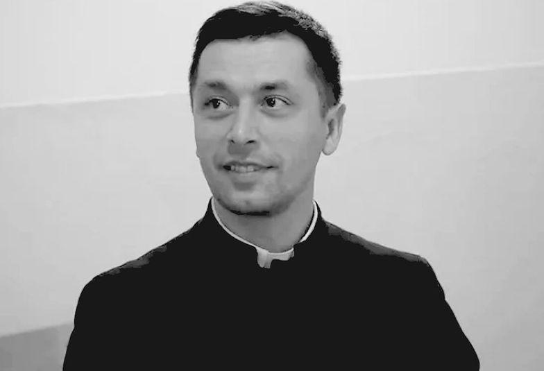 Tak wyglądały ostatnie chwile z życia śp. księdza Jaromira Buczaka z Trzciany. Wideo